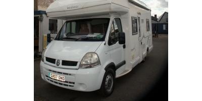 Riverside Cars Feltham - Benimar Europe 930 Motorhome